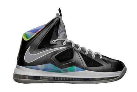 Nike Zoom LeBron X.