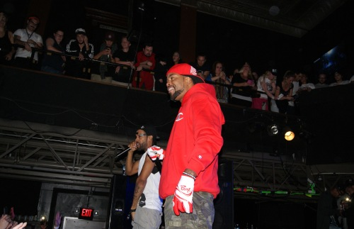 Redman (left) and Method Man.