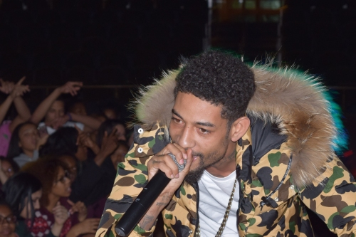 PnB Rock. Photo by Leon Laing.