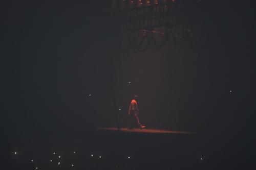 Kanye West. Photo by Leon Laing.